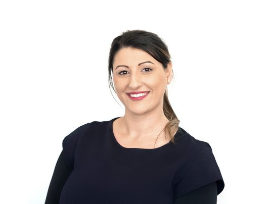 Daniela Veselinova